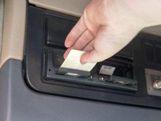 tachograf cyfrowy obsługa