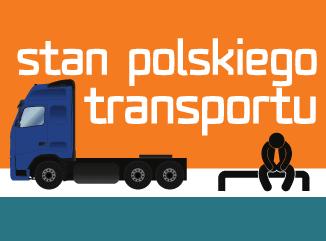 stan polskiego transportu