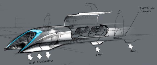 Testy Hyperloop'a odbędą się w Polsce