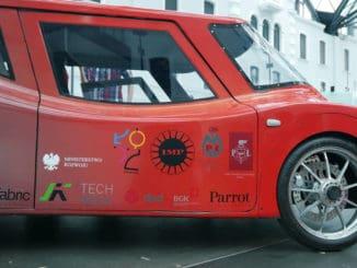 W Łodzi powstają samochody napędzane energią słoneczną