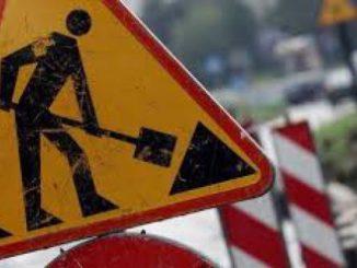 wypadki w miejscu robót drogowych