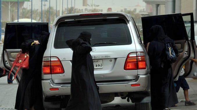 Prawo jazdy dla kobiet we wszystkich krajach świata