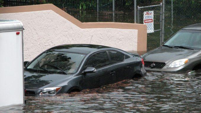 Czy można liczyć na odszkodowanie z powodu zalania pojazdu?