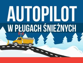 Autopilot w pługach śnieżnych