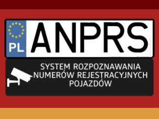 System rozpoznawania numerów rejestracyjnych pojazdów