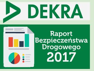 raport bezpieczeństwa drogowego 2017