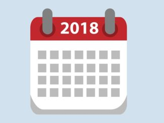 Kalendarz świąt i dni wolnych w Europie w 2018 roku