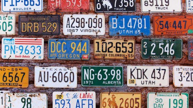 Mniejsze wymiary tablic rejestracyjnych nareszcie będą legalne