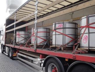Nowe przepisy dotyczące mocowania ładunków od 28 lutego 2018