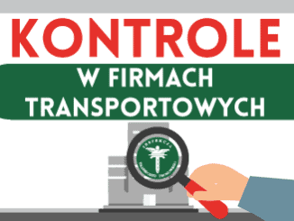 Kontrole w firmach transportowych