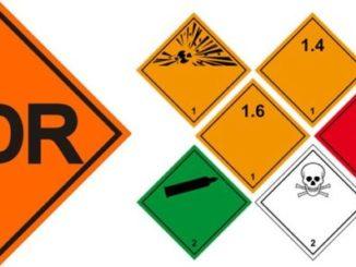 Deklaracja Ładunku Niebezpiecznego w transporcie drogowym
