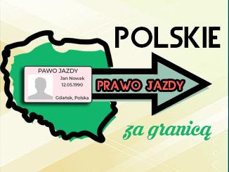 Polskie prawo jazdy za granicą