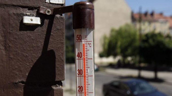 Zakaz podróżowania w temperaturze powyżej 25°С na Białorusi