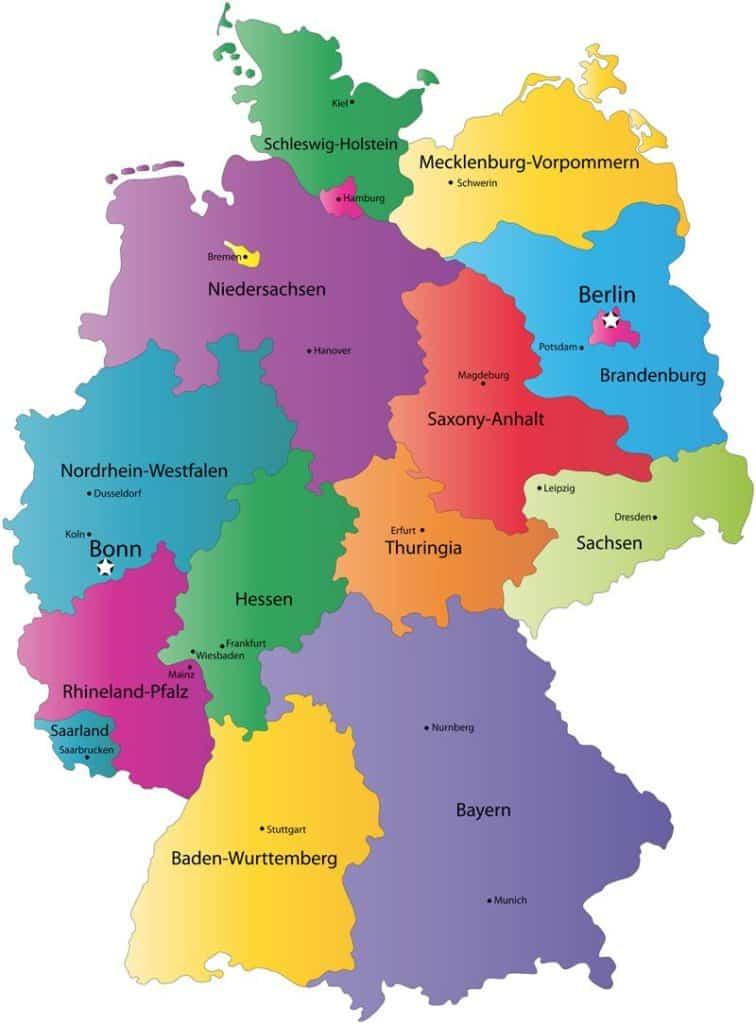 Zakaz ruchu w Niemczech 31 października i 1 listopada