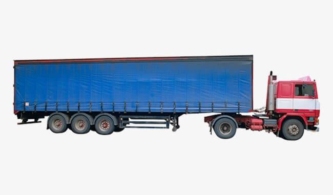 Super długie ciężarówki w Finlandii