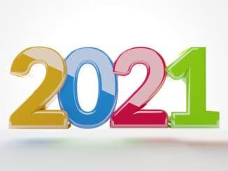 Kalendarz świąt i dni wolnych w Europie w 2021 roku