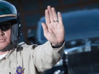 sygnały policyjne